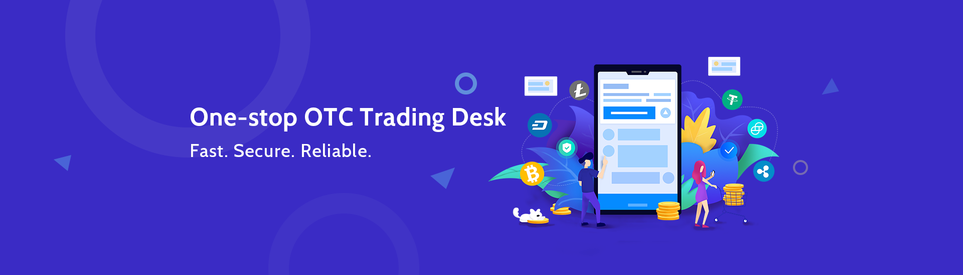 Trading Bitcoin Instantly at CoinCola OTC Marketplace and